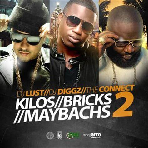 gucci mane bricks mp dj diggz dj lust kilos bricks maybachs 2