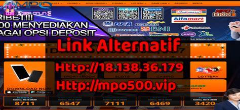 mpo agen  link alternatif mpo terbaru