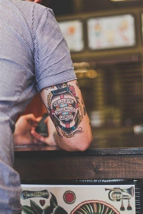 Old School Tattoo Words | old school tattoo words tattoomagz