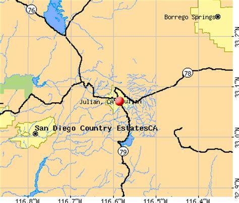 julian, california (ca 92036) profile: population, maps