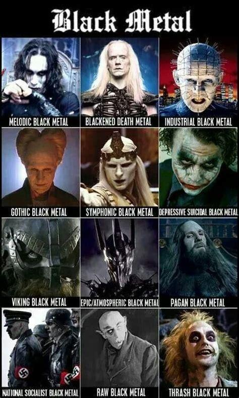 Black Metal Meme - 28 best metal memes images on pinterest funny stuff