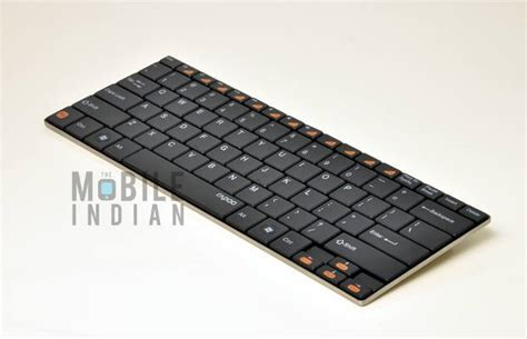 Keyboards Miimall review rapoo e6100 ultra slim bluetooth keyboard