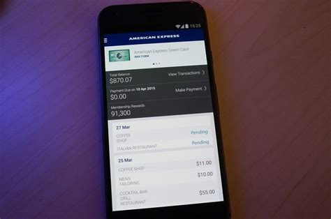 Can I Use Amex Gift Card To Pay Bill - amex pay launches for american express cardholders in canada android central