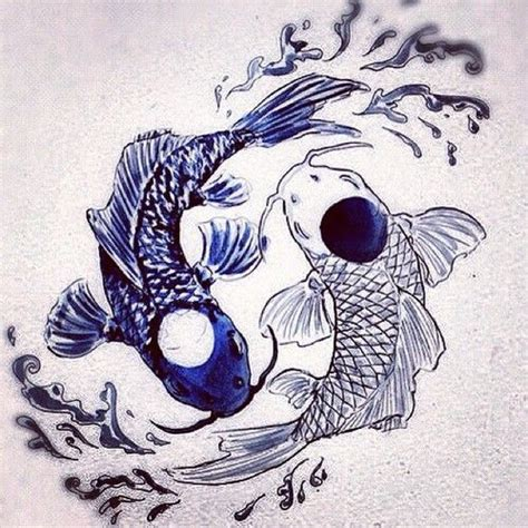 tattoo nightmares koi fish yin yang 30 best koi fish yin yang tattoo images on pinterest