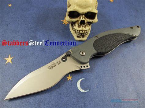vintage kershaw knives speed bump model 1595