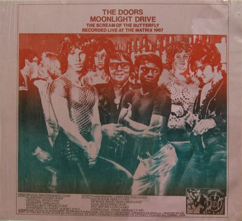 1954 the doors moonlight drive the amazing kornyfone label