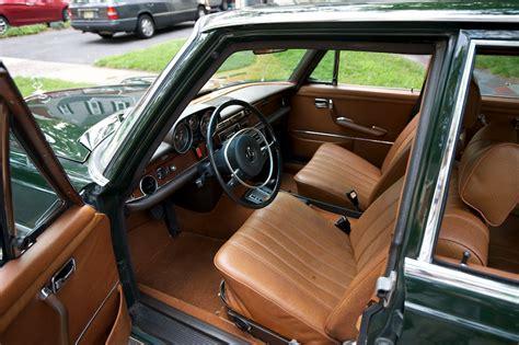 Mercedes Interior Cleaner by 1972 Mercedes 280 Se 4 5
