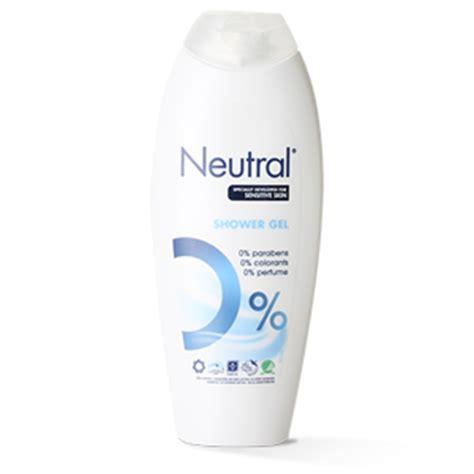 shower gel douchegel voor de gevoelige huid neutral nl