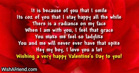 valentines day wishes for boyfriend s day messages for boyfriend