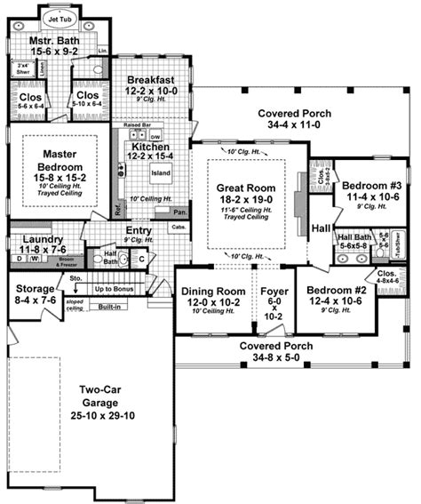 side garage floor plans neighborhood design with side entry garage 51123mm 1st