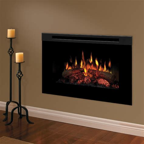 In The Wall Electric Fireplace by Dimplex 30 Inch Linear Electric Fireplace Insert Bf9000