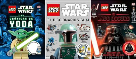 libro star wars the last concurso gana naves y libros de star wars lego
