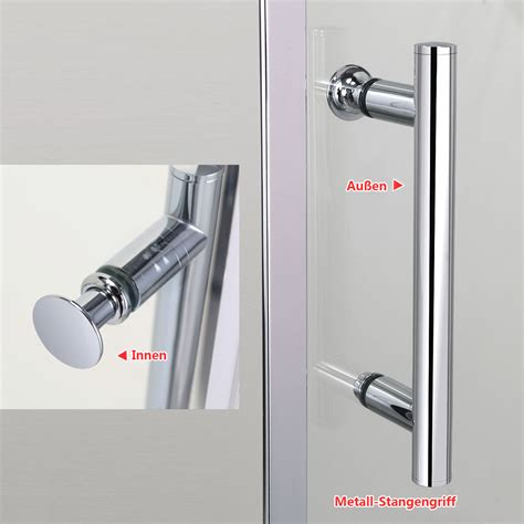 Shower Screen Door Rollers 1000mmx700mm Sliding Wall To Wall Shower Screen Enclosure Cubical Ebay