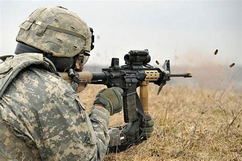 Us Soldiers Blocked From Using Myspace And by Army Wants Upgrades To Improve M4a1 Carbine S Performance