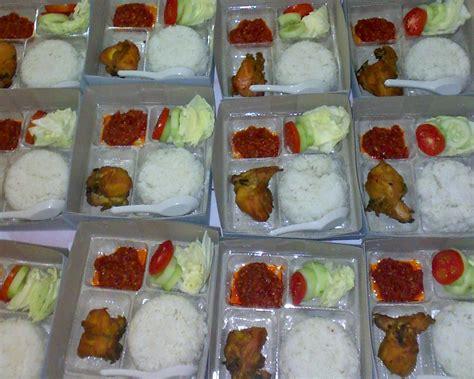 nasi kotak jogja gallery menu
