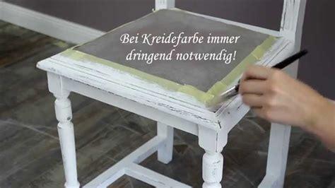 Möbel mit Farbe in Shabby Chic Objekte verwandeln   YouTube