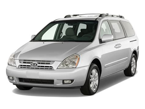 2008 kia sedona kia minivan review automobile magazine