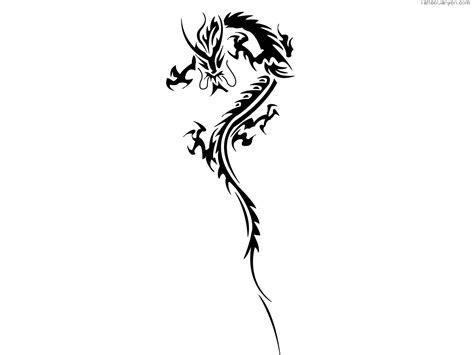 tribal japanese dragon tattoo tribal japanese clipart best
