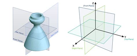 Drawing Xyz Plane by Create A New Coordinate System Polyga
