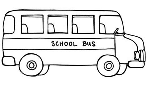 preschool coloring pages school bus get this printable school bus coloring pages dqfk16