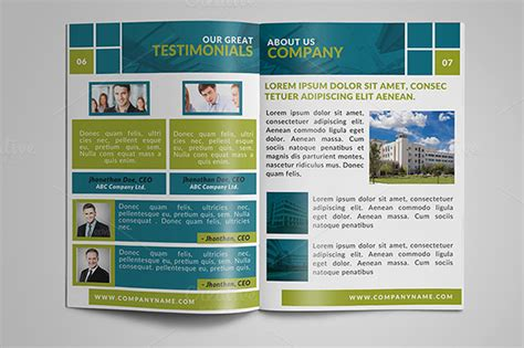 8 page brochure template 8 page corporate bifold brochure 2 brochure templates on
