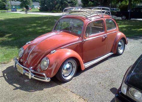 volkswagen beetle 1960 image gallery ragtop bug