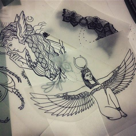 meer dan 1000 idee 235 n over isis tatoeage op pinterest