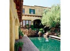 spanish colonial homes central courtyard pool pool cool pool tile spanish
