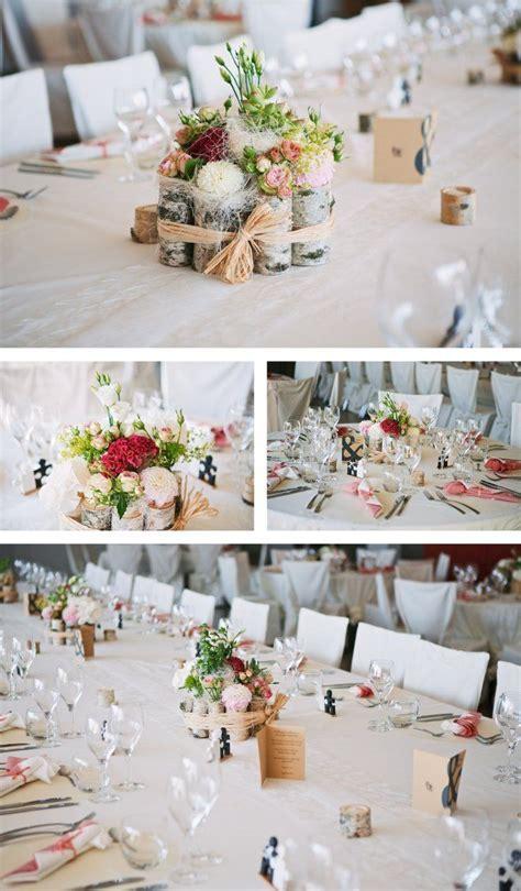 Natural Wedding Decor {Décoration de mariage nature
