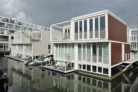 huis huren ijburg drijvend wonen in ijburg amsterdam abc arkenbouw