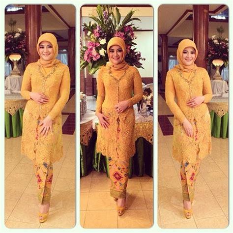 Baju Muslim Kebaya Remaja new model kebaya remaja pengantin pesta muslim info lengkap