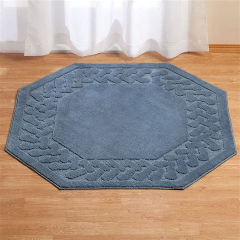 Octagon Kitchen Rug Octagon Outdoor Rug Surya Marina Octagon Navy Indoor Outdoor Rug Vallencierre Octagon Rugs