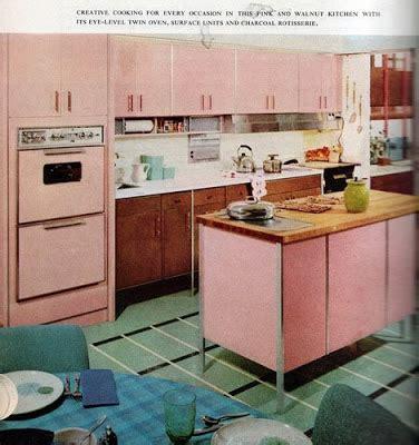 pink retro küchen kollektion icafe moderne i of jeannie in a pink retro