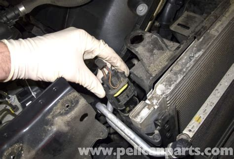 bmw   series oil cooler replacement  engine