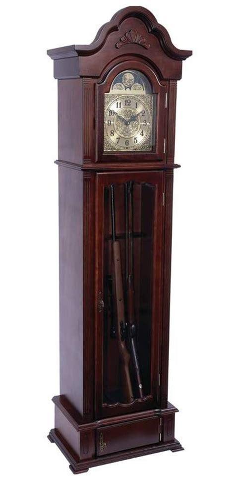 Pin By Christina Smith Stone On Favorite Guns Preps Grandfather Clock Gun Cabinet