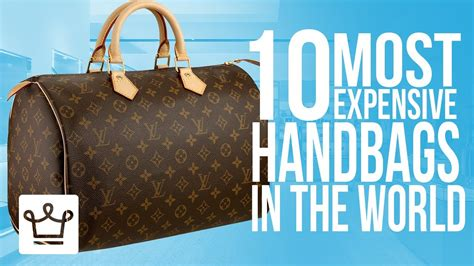Top 10 Bags Of 2007 by Top 10 Most Expensive Handbags In The World