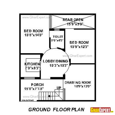 100 sq ft house plans home design 100 gaj