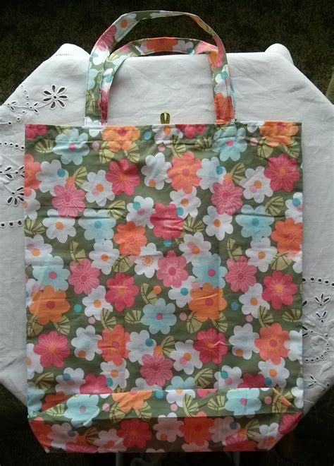 pattern for fold up shopping bag fold up shopping bags sewing projects burdastyle com