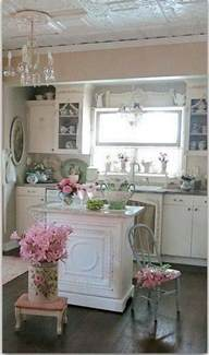 Shabby Chic Kitchen Designs by 35 Awesome Shabby Chic Kitchen Designs Accessories And