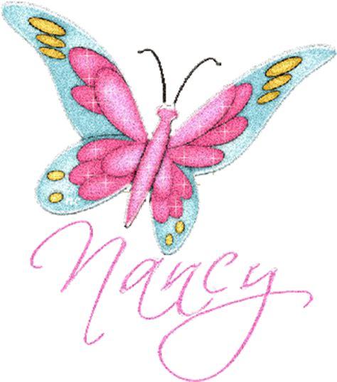 imagenes animadas nombre nancy nancy nombre gifs animados