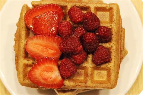como decorar waffles receta de waffles dulces gofres waffles belgas