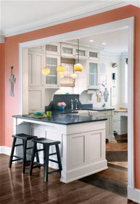 Open Kitchen Wall To Dining Room by Kitchen Wall Open Into Dining Room Design Ideas Pictures Remodel And Decor Page 45