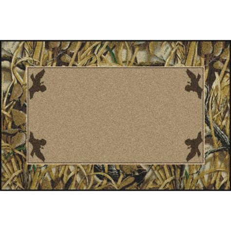 camo area rugs camouflage area rugs realtree wetlands solid center rugs camo trading