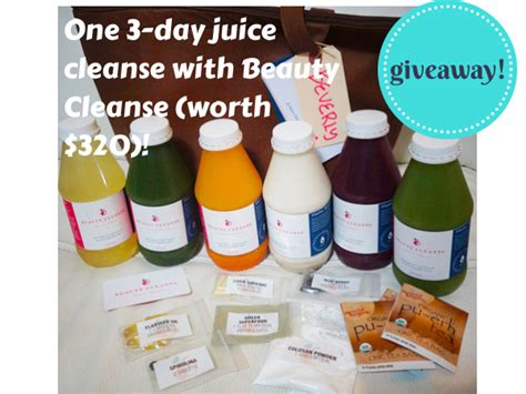 3 Day Detox Plan South Africa by Giveaway One 3 Day Juice Cleanse With Cleanse