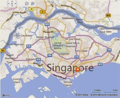 singapore city mrt tourism map  holidays detail