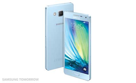Samsung A3 Gsmarena Samsung Announces Galaxy A3 And Galaxy A5 Duo Of
