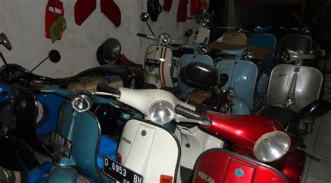 modifikasi vespa ps 150 serba serbi aneka motor bengkel vespa terlengkap di