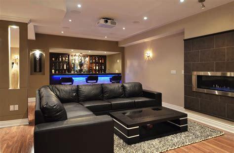 modern basements 21 stunning modern basement designs modern basement