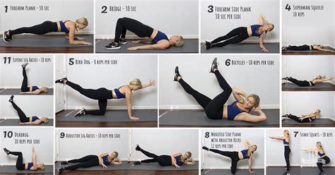 easy bodyweight exercises    pain paleoplan