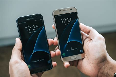 Harga Samsung Galaxy S7 Edge Flat the galaxy s7 did what the s6 couldn t do dethrone the s5